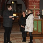Danke an die Ehefrauen des Havelberger Rotary-Clubs für den Flohmarkt