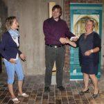 Juli 2016: Wohltätigkeitsbasar der Rotary-Frauen zugunsten der Orgel